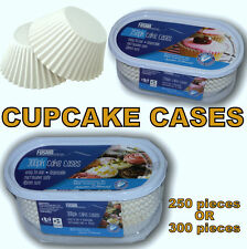 250-300 DISPOSABLE CAKE CUPCAKE PASTRY BAKING CASES BAKEWARE KITCHEN COOKING
