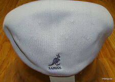 Mens Classic  Kangol  Tropic  2-Toned  Brim  504  Ivy  Cap Color Greige/Charcoal