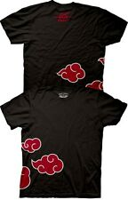 NEW Naruto Shippuden Clouds Licensed Adult T Shirt Anime Cartoon SM-XXL