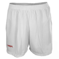 Viga White and Red Team Football Shorts rrp£12