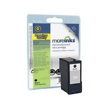 Remanufactured No.34 Black Ink Cartridge for Lexmark X5410 Printer & more