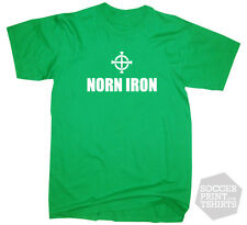 Northern Ireland Funny Norn Iron Football T Shirt in gift box - ALL Sizes