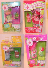 Strawberry Shortcake Vintage 1980's Doll Boxed - Choose Your Character