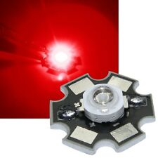 5x HighPower Led 3 Watt auf Star Platine 700mA 3 W Hochleistungs Chip High-Power