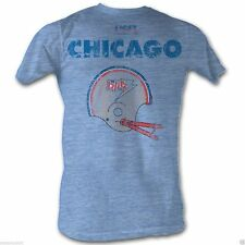New Authentic USFL Chicago Blitz Mens T-Shirt