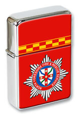 North Yorkshire Fire and Rescue Flip Top Lighter