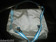 New Messenger Hobo bag, grey/blue or Lady's large pink purse Messenger hobo bag*