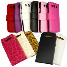 PU Leather Leopard Vertical Wallet Flip Case Cover for Galaxy S3 i9300 LOT