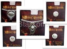 Master Replicas Pirates of the Caribbean Prop Replicas Take your Pick Rings Etc