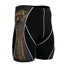 FIXGEAR P2S_B27 Skin-tight Compression Shorts Base layer Drawers Training Gym