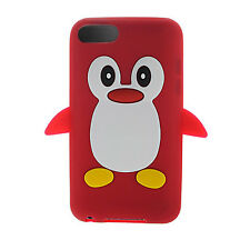Penguin Style Case Back Cover Skin For Apple iPod Touch 2G 3G Gen Generation 2 3