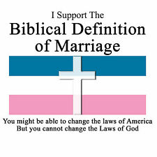 Anti Obama  GAY MARRIAGE SUPPORT BIBLICAL DEF Conservative Political T Shirt