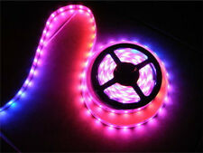 12V Volt LED CRAZY LIGHTS - TAPE ROPE LIGHTING Multi-Colored CHASING Lights Only
