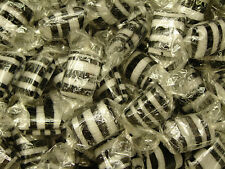 Stockleys Everton Mints Black & White Wrapped Traditional Retro Sweets