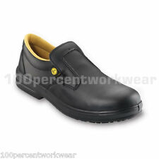 ESD Work Safety Shoes Anti Static Slip On Composite Toe Cap Mens Ladies E313 New