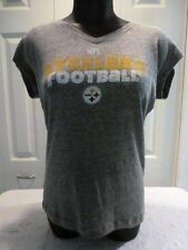 """3626 WOMENS Apparel PITTSBURGH STEELERS """"FRANCHISE"""" Football Jersey Shirt"""