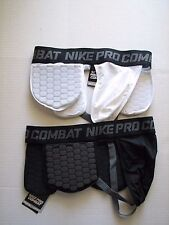 NWT NIKE PRO COMBAT Hyperstrong Compression Jock Football Sports