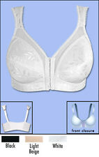 Playtex 4695 Easier On Front Close with Flex Back 18 Hour Wirefree Bra