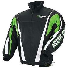 Arctic Cat 2014 Men's El Tigre Snowmobile Jacket - Lime Green / Black - 5240-77_