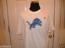 Matthew Stafford #9 Reebok Name & Number Detroit Lions 100% Organic Cotton Shirt