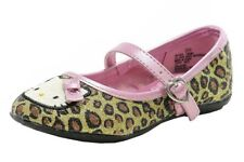 Hello Kitty Toddler Girl's Fashion Mary Janes HK Lola Shoes FB5361