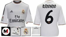 *13 / 14 - ADIDAS ; REAL MADRID HOME SHIRT SS / REDONDO 6 = SIZE*