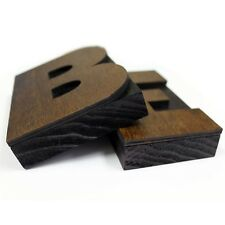 5-Inch Wooden Letter Press Blocks FREE SHIPPING!!