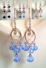Wholesale Beautiful Pairs of Dangle Earrings Various Colors & Styles