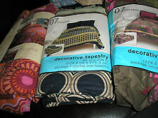 New Home Tapestry bed sofa, cover 07 College decorative tapestry dorm/collegeHOT