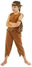 World Book Day-PETER PAN-Lost Boy-Cave Boy- Fancy dress Costume ALL AGES