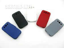 Rugged Heavy Duty Case/Holster w/Kickstand for All Samsung Galaxy S3 5 Colors