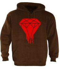 RED BLOOD DIAMOND Hoodie Dripping Wasted OF WG youth YOLO swag Illest OWL