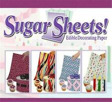 Sugar Sheets Edible Decorating Paper from Wilton - Choose the pattern you want!