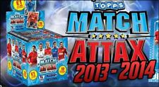 Match Attax 2013/2014 13/14: Base Card Team Sets - FREE UK POSTAGE