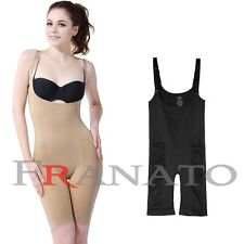 Women Full Body Shaper Corset Shapewear Seamless Firm Control Bodysuit Panties