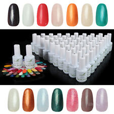 Nail Art Soak off Polish UV Glitter Gel color UV Lamp Tips Decoration 15ml 03
