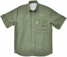 Shirt for Women Safari Hunter S/S Forest Sizes 3XL and 4XL *SPECIAL*