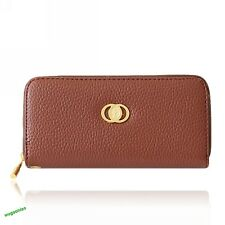 Lady's PU Leather Wallet Clutch Long Handbag  for Iphone Galaxy HTC 12 colors