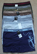 LOT 1, 3, 6, 12 Chain Cross Sin City SEAMLESS Briefs Underwear Men's Boxer Panty