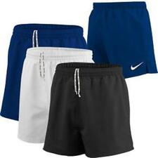 BNWT NIKE BOYS RUGBY SHORTS BLACK NAVY MEDIUM LARGE