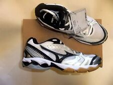 Mizuno Wave Bolt 2 Women's Volleyball Shoes NIB White/Black Size 7.5