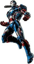 IRON MAN 3 AMERICAN PATRIOT Decal Removable WALL STICKER Home Decor Art Avengers