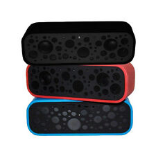 SOUNDLOGIC BLUETOOTH XL SOUND BOX PORTABLE SPEAKER RECHARGEABLE W MIC FOR PHONE!