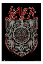 Slayer Eagle Large Wall Poster New - Laminated Available