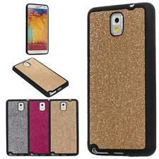 Samsung Galaxy Note 3 III Bling Glimmer Sparkle TPU Protective Full Cover Case