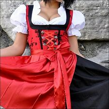 120.. Dirndl Oktoberfest German Austrian Dress - Sizes: 6.8.10.12.14.16.18.20.22