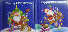 Padded Christmas Board Book Christmas First Words Books ( 2 to collect)