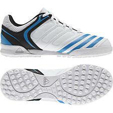 *NEW* ADIDAS HOWZAT V JUNIOR RUBBER SOLE CRICKET SHOES / ASTRO / INDOOR TRAINERS