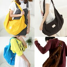 Fashion Korean Style Multi-functional zip Canvas Backpack Shoulder Bag Schoolbag