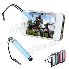Retractable Stylus Touch Pen for Apple iPad Air 4th Mini Retina Kindle Fire HDX